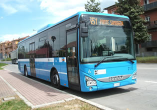 Linea extraurbana 651