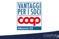 Cosepuri special offer for Coop Allenza 3.0 shareholders