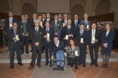 Stella al merito del Lavoro for Alessandro Dalla, General Manager of Cosepuri