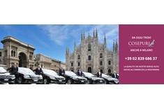 Cosepuri new location in Milan