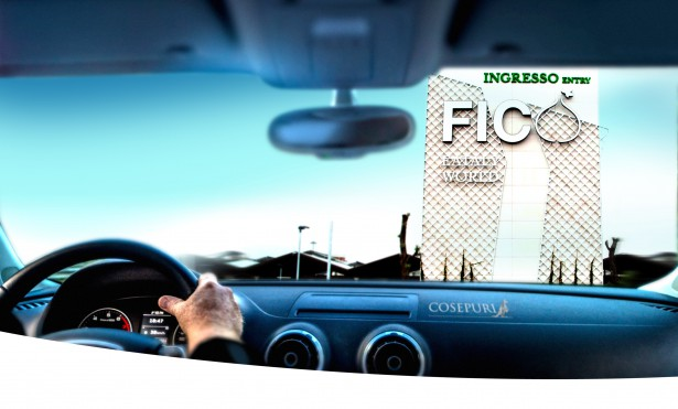 "Go to ""FICO EATALY WORLD"" with Cosepuri"