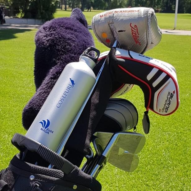Cosepuri vettore ufficiale del torneo Lions of Golf 2019