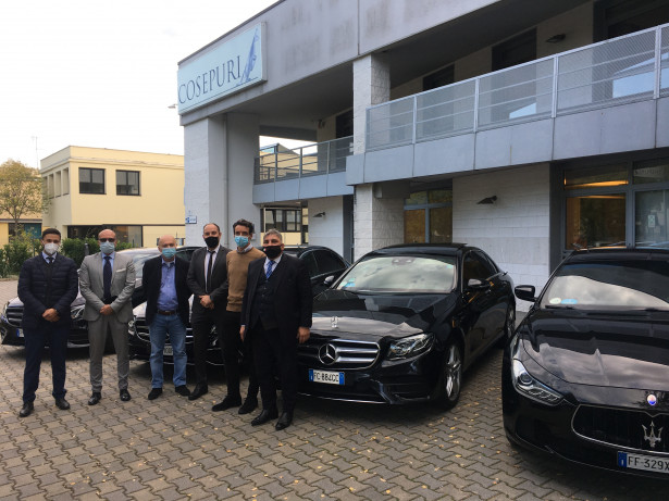 Uber black: premium rides also available in Bologna