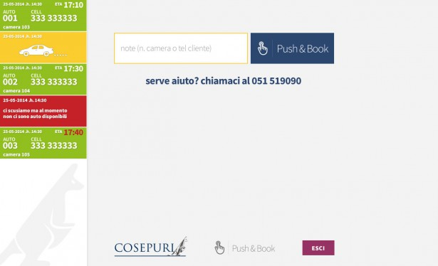 Push & Book
