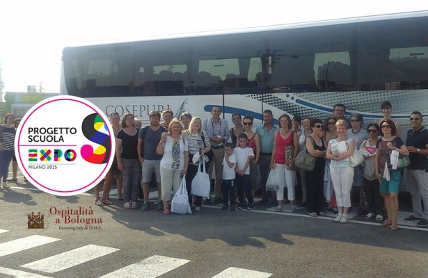 An educational tour for teachers to EXPO 2015