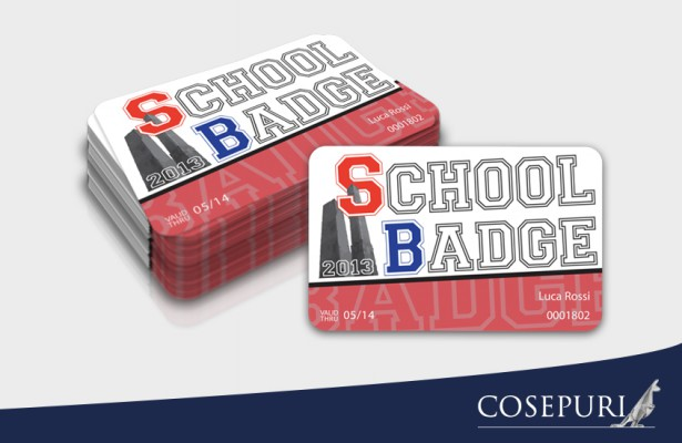 Cosepuri is partner of SCHOOL BADGE