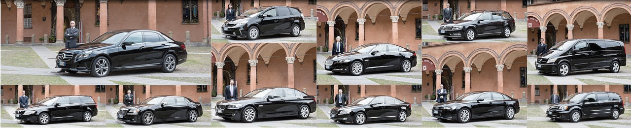 CHAUFFEUR SERVICE IN MILANO WEDDINGS AND CERIMONIES