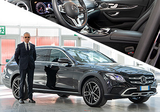 Mercedes Classe E SW All Terrain