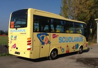 Bus 50 seats